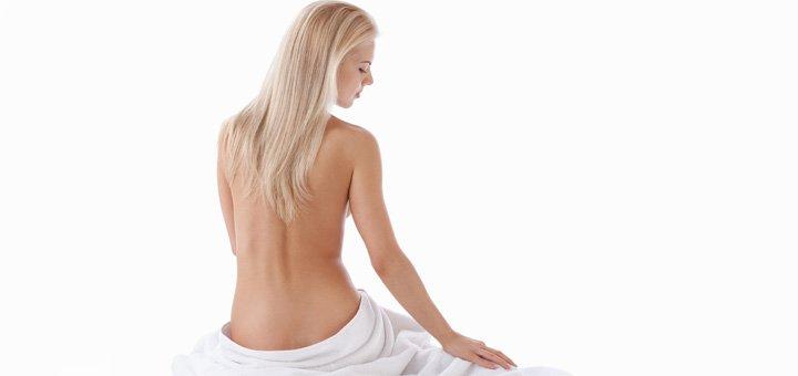 Мануальная чистка спины в салоне красоты «Paul Mitchell»