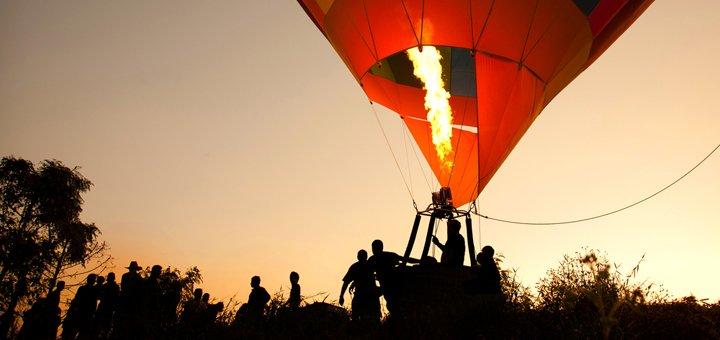 Скидка до 52% на полет на воздушном шаре от компании «Vpechatleniya»