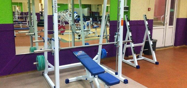 До 6 месяцев посещения сети фитнес-клубов «IRON»