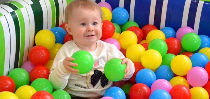 Проведи время весело. Развлечения на детской игровой площадке «Веселая планета»