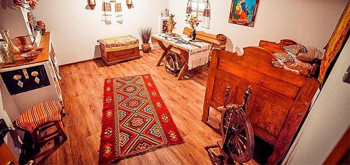 Посещение квест-комнаты «Вечера на хуторе» от компании «Questium»