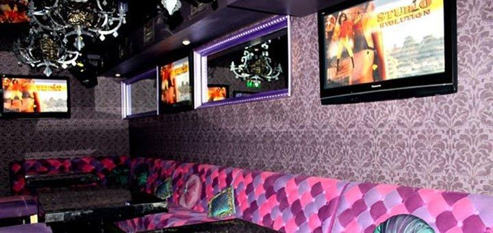 Скидка до 50% вход и меню кухни, безалкогольные напитки, коктейльную карту в «Lounge karaoke bar GoldenHit»