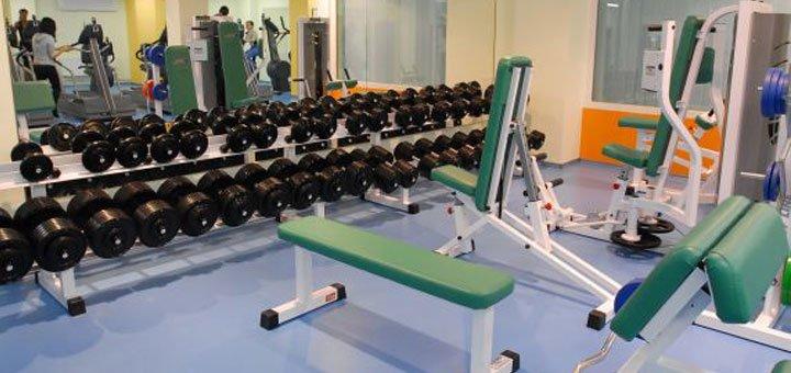 Скидка 35% на дневной абонемент в спортивный комплекс «Аквамарин»