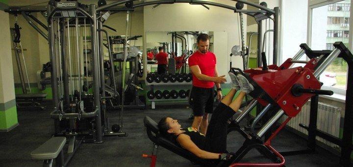 Скидка до 50% на абонемент в тренажерный зал и на групповые занятия в фитнес-клубе «Резонанс»