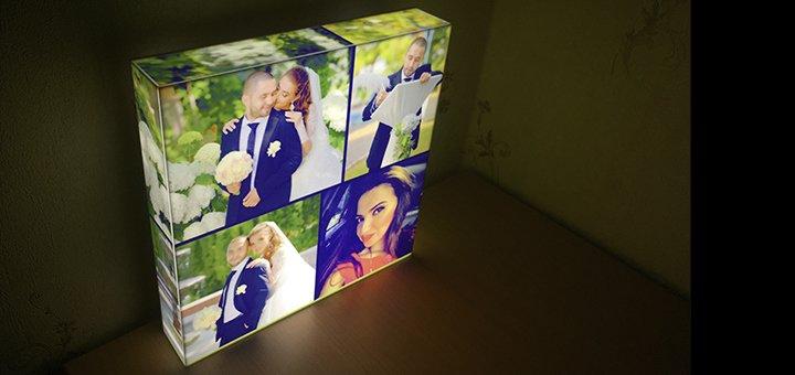 Скидка 10% на все фотосветильники в интернет-магазине оригинальных подарков «MOVLOVE»