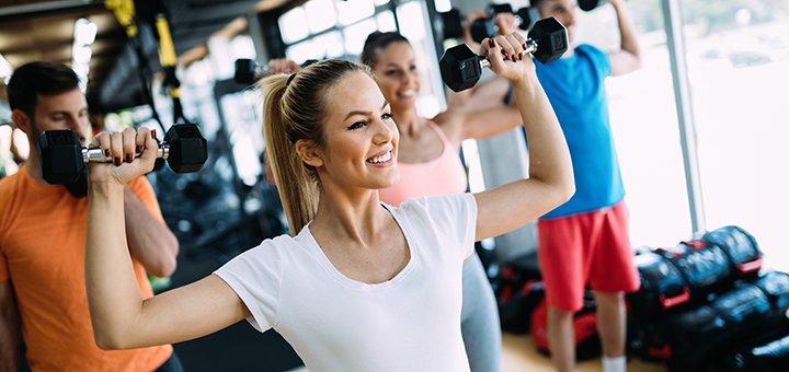 Скидка до 60% на занятия фитнесом, пилатесом с элементами ЛФК, йогой в «ST Relax»