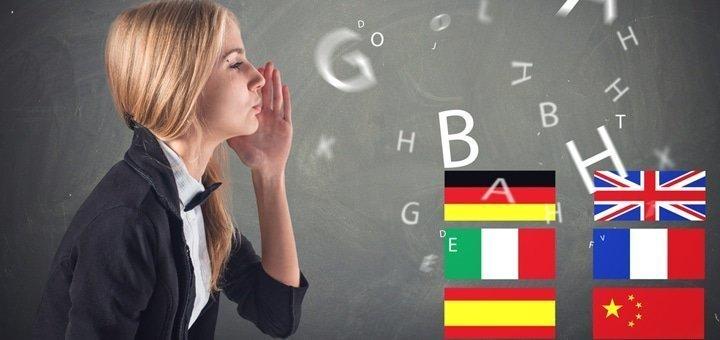Безлимитный доступ к онлайн-курсам на обучение до шести языков на выбор от центра New Mindset
