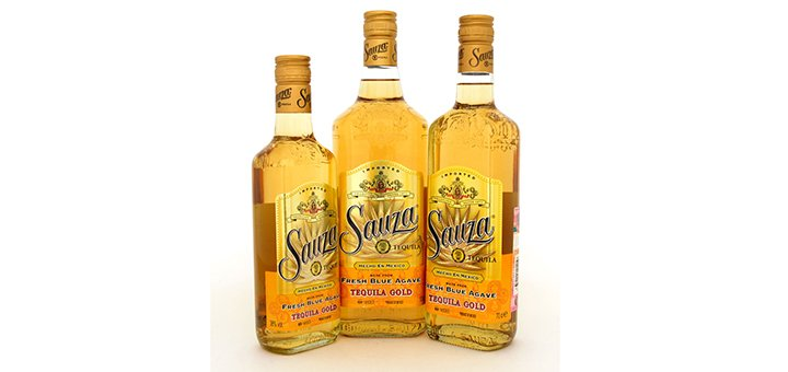 Скидка 51% на текилу Sauza Gold (0,7) в винном супермаркете «Vintage»