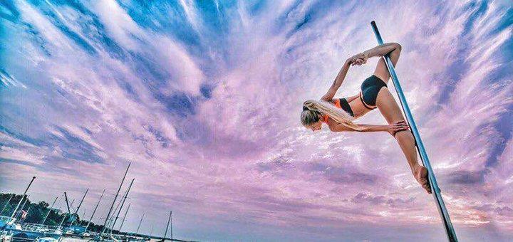 Скидка до 60% на занятия Pole Dance в «ST Relax»