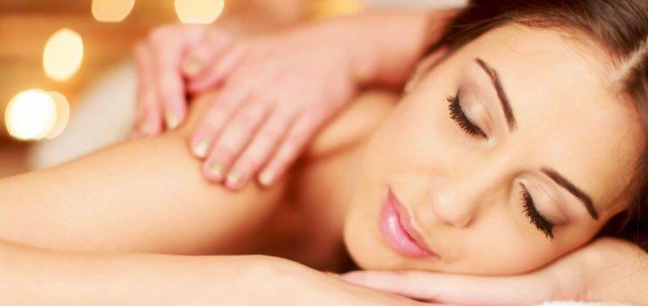 До 3 сеансів Relax SPA-програми + масаж в 4 руки в «Центрі здоров'я та масажу»