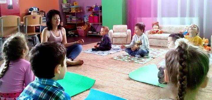 Скидка 25% на один месяц обучения в Мини Детском Саду «Альтер Эго»