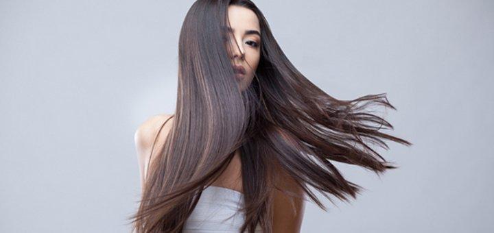Бразильское выпрямление волос на материалах класса LUX в «Helena Exclusive & BSS»