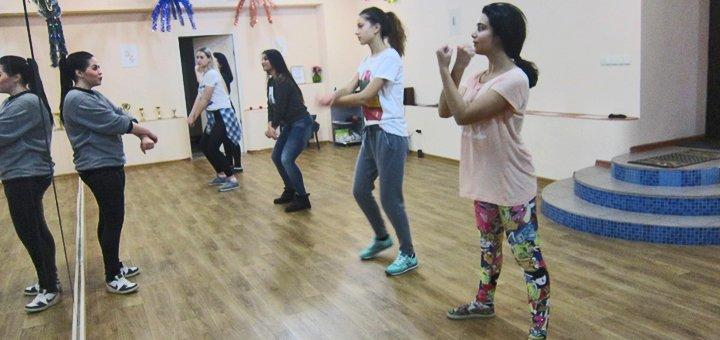 Скидка 50% на занятия танцами на выбор в танцевальной студии «Eunice»