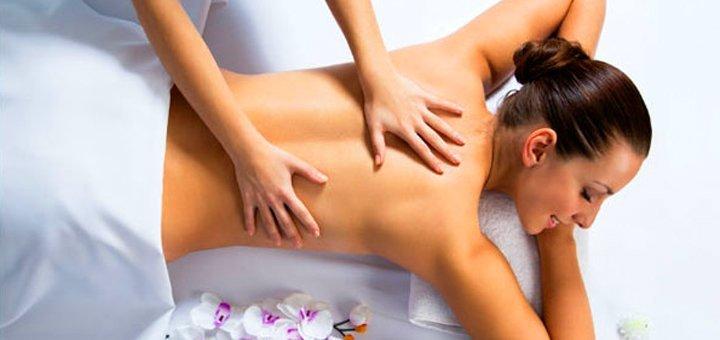 10 сеансов общего лечебного массажа всего тела в медицинском центре «Мануфактура»