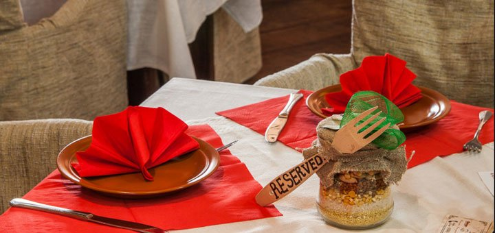 Кулинарный мастер-класс по приготовлению яблочного тарта «Татен» в ресторане «Блинофф»