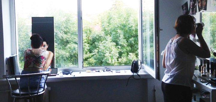 Навчальний курс «Сам собі візажист» в кабінеті візажу Іви Маніної