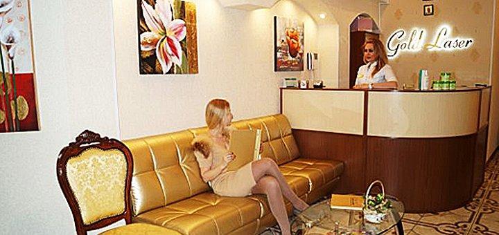 Скидка 35% на контурную пластику в клинике лазерной косметологии «Gold Laser»