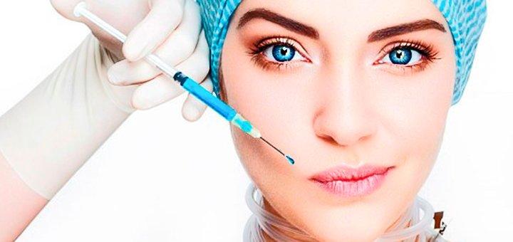 Инъекционная биоревитализация в кабинете врача-косметолога «Lab-beauty»