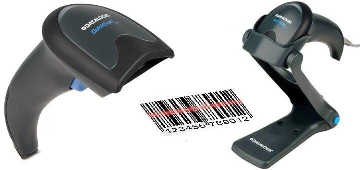 Скидка 5% на покупку сканера штрих-кодов «Lite QW2120»
