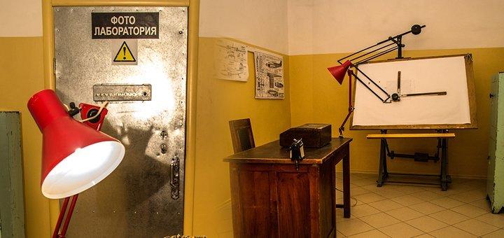 Посещение квест-комнаты «Шпионские игры» от создателей квестов «IQuest»