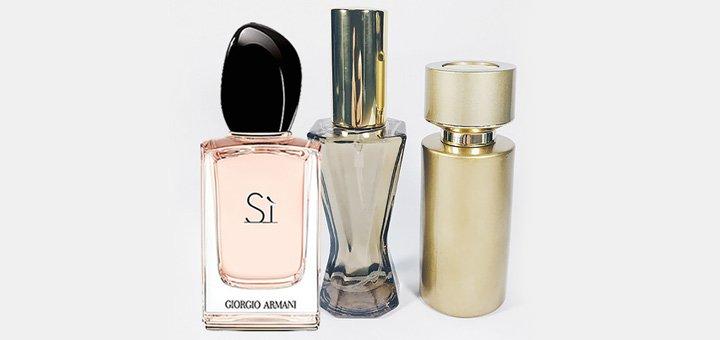 Скидка 50% на вторую единицу парфюмированной воды класса «люкс» от «SheQ»