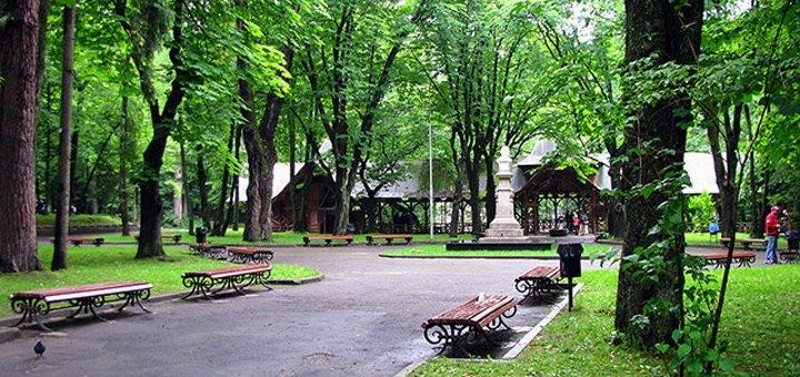 От 3 дней отдыха с трехразовым питанием на вилле «Ярина» в центре Трускавца