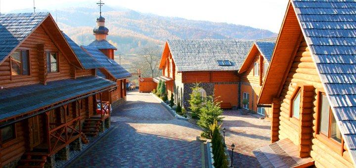 От 3 дней отдыха в комплексе с крытым бассейном Hotel&SPA «Зоряні Карпати» в Закарпатье