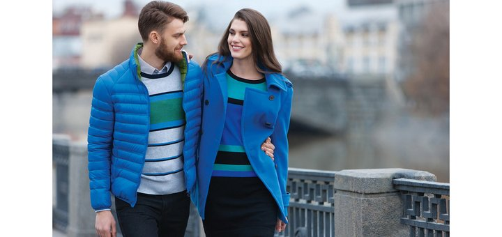 Скидка 10% на всю одежду при покупке от 1000 гривен
