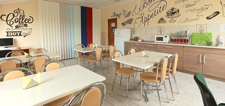 От 3 дней отдыха для двоих или троих в гостинице «Экотель» во Львове