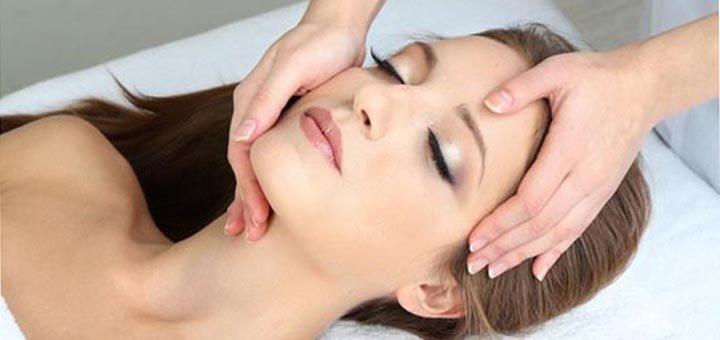 До 5 сеансов классического массажа лица и шоколадная маска в студии массажа «Три грации»