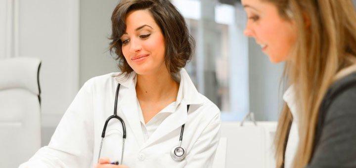 Обследования у гинеколога-онколога с анализами в центре «Диакор»