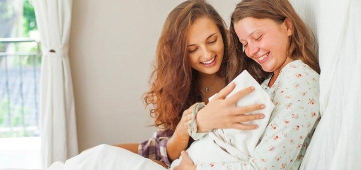 Сопровождение личным помощником во время родов от сервиса медицинских услуг «Pologi»