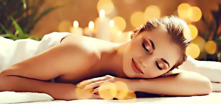 Восстановительно-расслабляющая spa-программа в студии массажа «Сакура»
