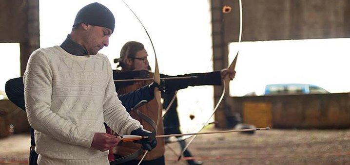 Новогодний абонемент на 4 занятия стрельбой из лука  от Лучного тира