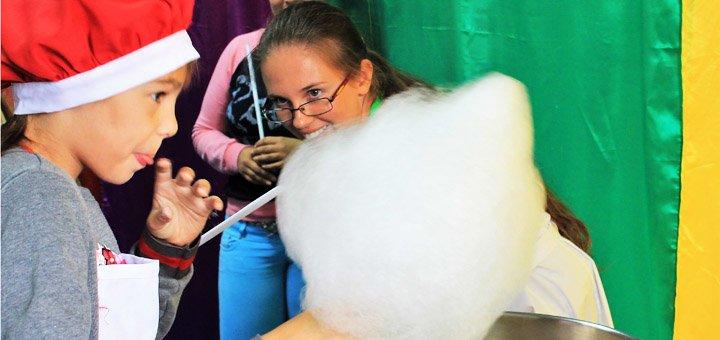 Научное химическое шоу на день рождения от «Шоу профессора Николя»