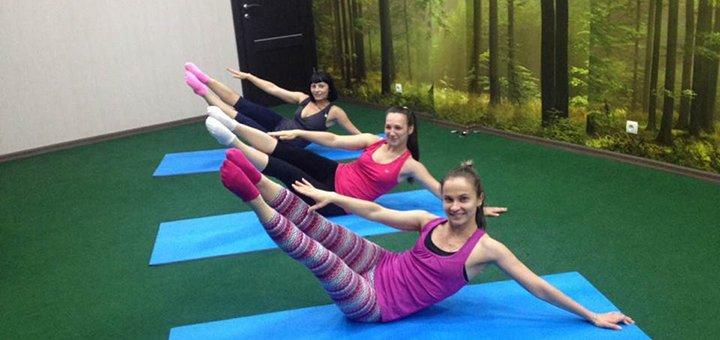 До 3 месяцев посещения групповых тренировок в «Kiwi»