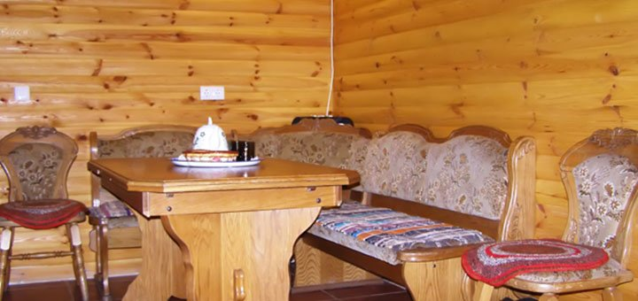 3 дня отдыха с баней для двоих в гостевом доме «Дача Салтов» в Харьковской области