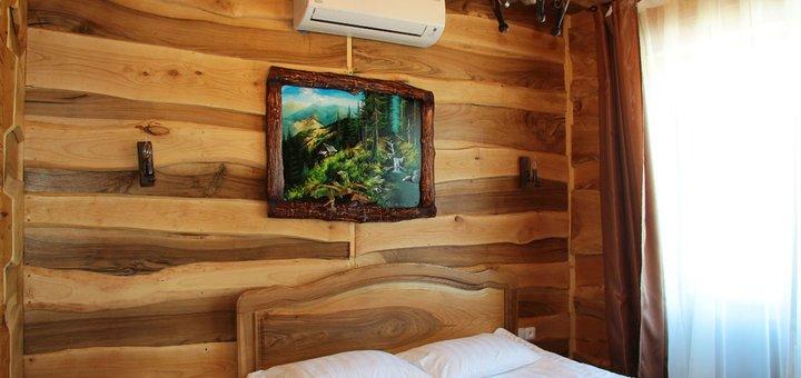 От 4 дней отдыха с завтраками и посещением бани в отеле «Кісва» возле Буковеля