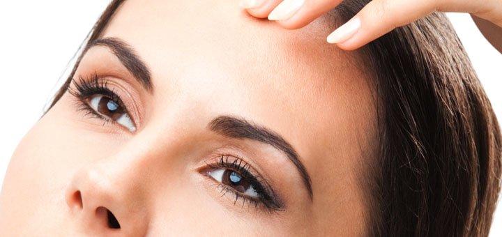 Моделирование, коррекция и окрашивание бровей в салоне «Hello Esperanza nail & brow bar»