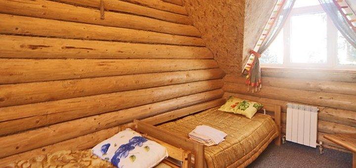 От 3 дней горнолыжного отдыха с двухразовым питанием в отеле «Карпатский кайф» в Пилипце