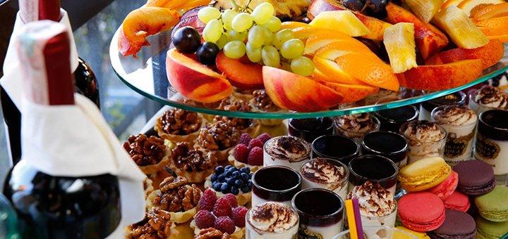 Знижка 40% на основне меню кухні від компанійського ресторану «Панська Чарка»