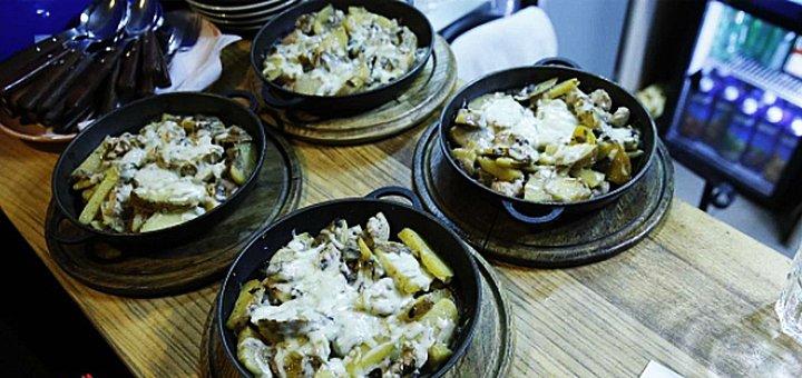 Знижка 40% на все меню кухні від хоспер-пабу «Когут»