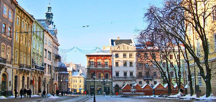 От 2 дней отдыха в номерах хостела «PANORAMI Center» во Львове