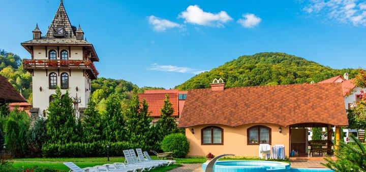 От 5 дней семейного SPA-тура в комплексе «Червона Рута» на курорте Шаян в Карпатах