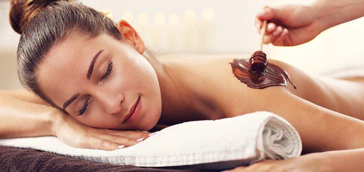 Spa-программа «Шоколадный релакс» в центре здоровья и красоты «New • U»