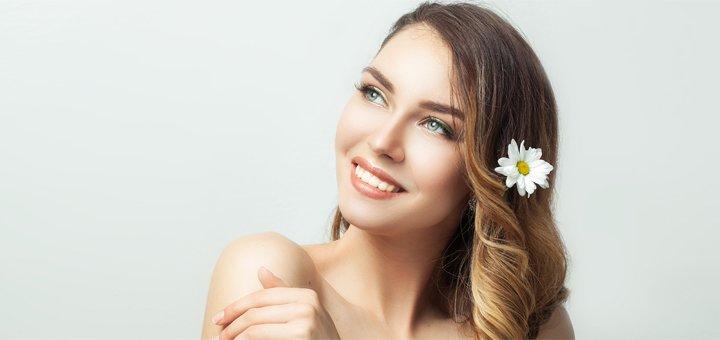Скидка 82% на RF-лифтинг лица, шеи и декольте, микромассаж в салоне красоты «Bravo»
