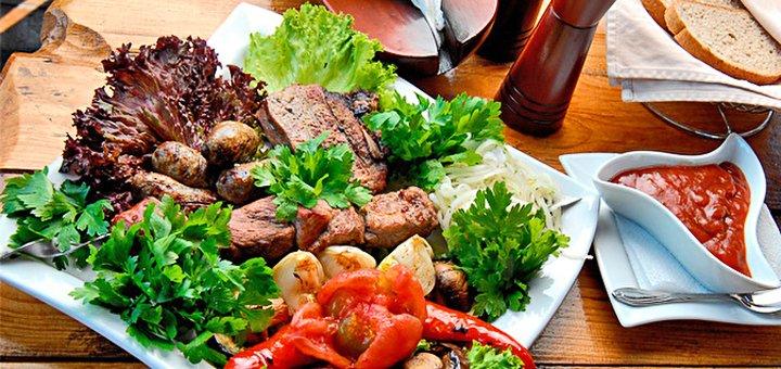Романтический ужин для двоих или для компании в ресторане «АРАН»