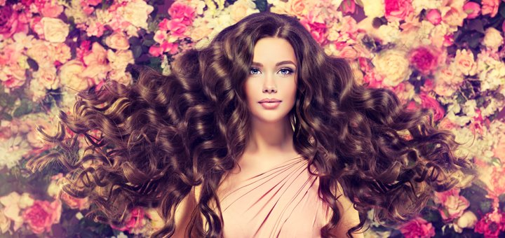 Обучающий курс по укладке волос «Локоны для себя» в студии визажа и причёсок «Pudra Style»