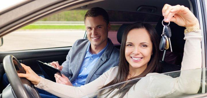 Скидка 63% на полный курс вождения «Категория В» в автошколе «Прайм-Тайм»