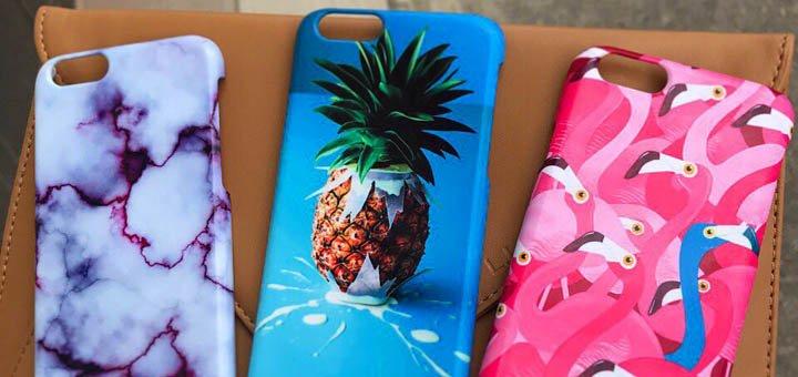 Фото-печать на мобильных чехлах под заказ от «Custom Studio»